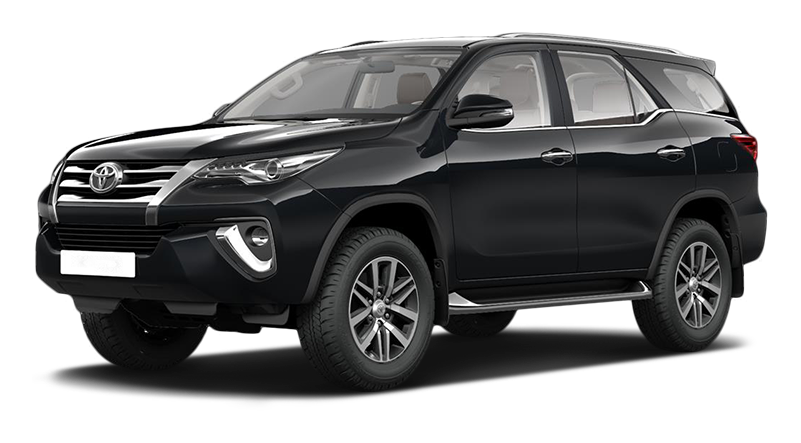 Toyota Fortuner 2.8 (177 л.с.) 6AT AWD